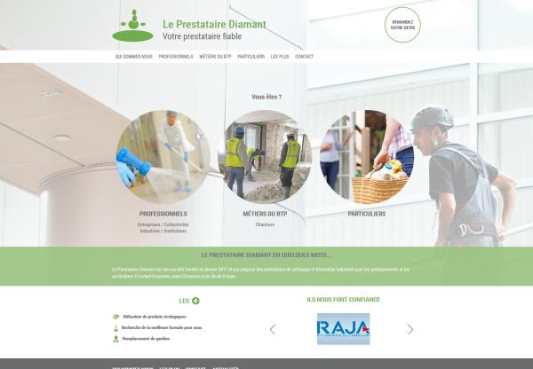 Nettoyage industriel en Île-de-France
