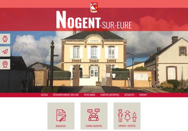 Nogent-sur-Eure en Eure-et-Loir